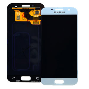 Ecran Display cu touchscreen Samsung Galaxy A3 2017 A320f Silver 0