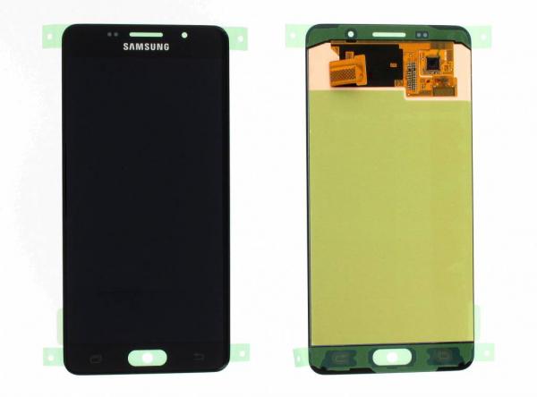 Ecran Display cu touchscreen Samsung Galaxy A5 2016 A510f Negru 0