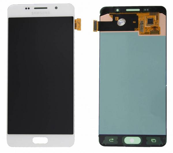 Display cu touchscreen Samsung Galaxy A5 2016 A510f Alb 0