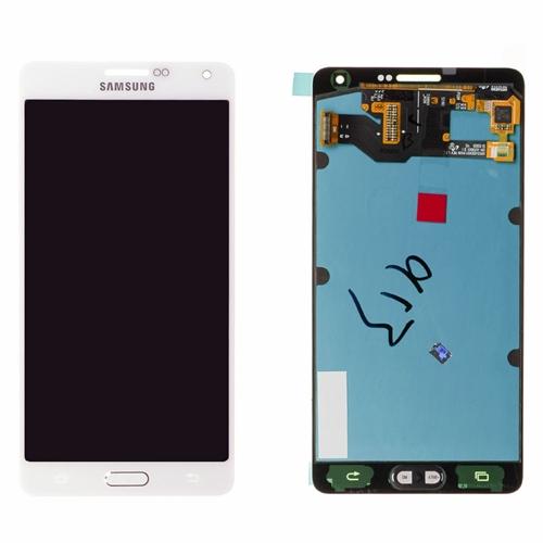 Display cu touchscreen Samsung Galaxy A7 2015 A700 Alb [0]