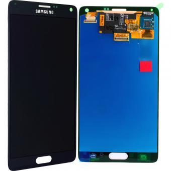 Ecran Display cu touchscreen Samsung Galaxy Note 4 N910f Negru 0