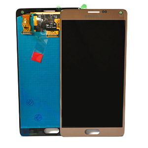 Display cu touchscreen Samsung Galaxy Note 4 N910f Gold 0