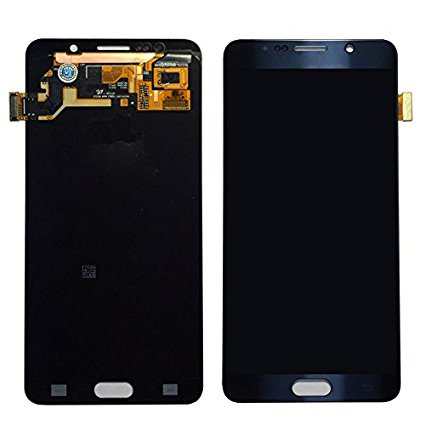 Display cu touchscreen Samsung Galaxy Note 5 Negru 0