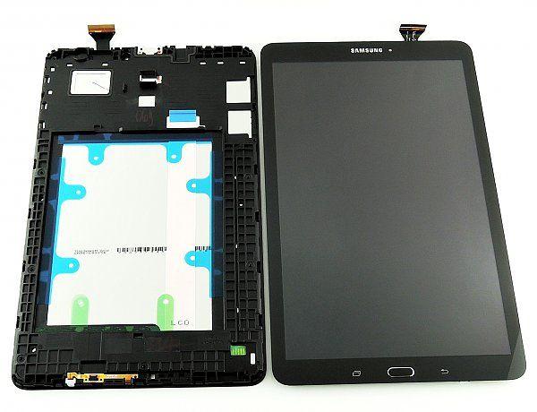 Ecran Display cu touchscreen Samsung T560/T561 Galaxy TAB E 9.6 Black 0