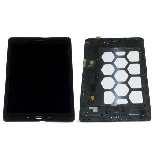 "Display cu touchscreen Samsung T550 Galaxy TAB A 9.7"" Black T550 0"