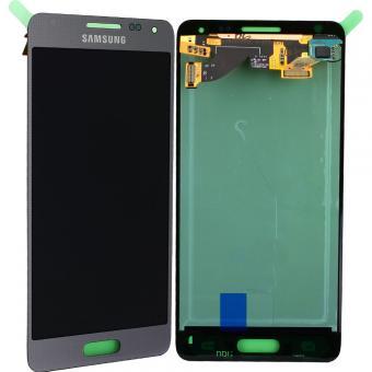 Display cu touchscreen Samsung G850 Galaxy Alpha Silver 0