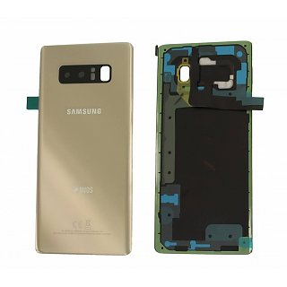 Capac baterie Samsung galaxy Note 8 N950f Gold (Original 100%) 0