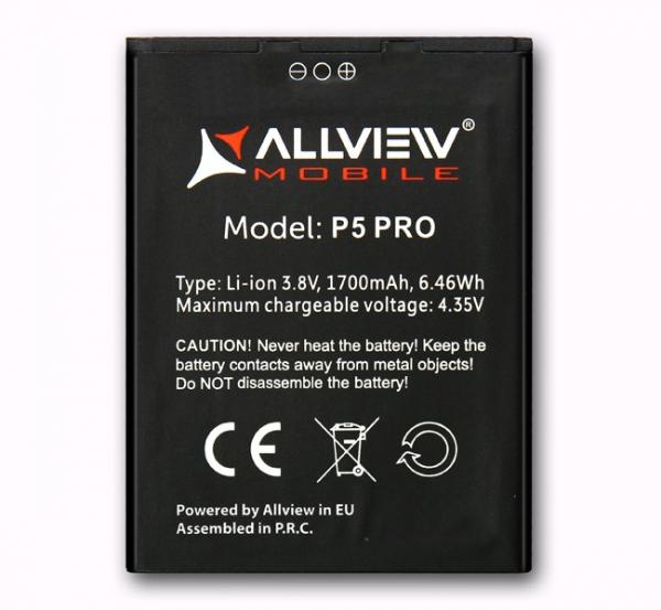 Acumulator Allview P5 pro  (original) 0