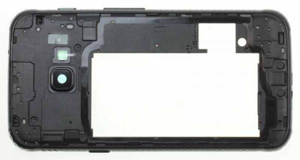 Carcasa spate, Rama, sticla camera xcover 4 g390f original 0