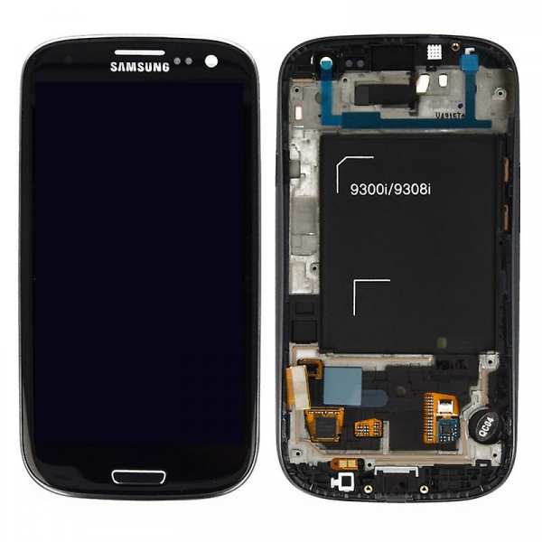 Display cu touchscreen Samsung i9301 Galaxy S3 Neo Negru 0