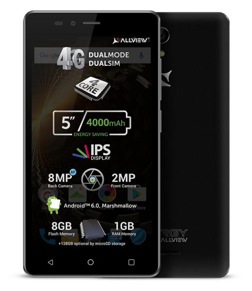Display Allview P6 Energy Lite Negru (Original) 0