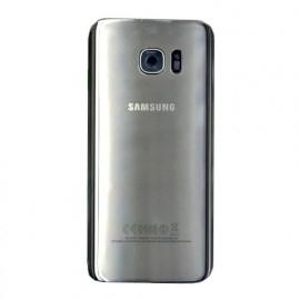 Capac Baterie Samsung Galaxy S7 Edge G935f Silver Swap Original [0]