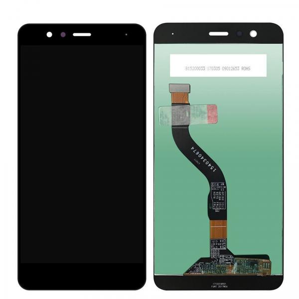 Ecran Display cu touchscreen Huawei P10 Lite Negru Compatibil 0