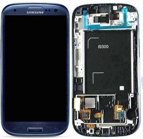 Ecran Display Samsung Galaxy S3 i9300 blue Service Pack 0
