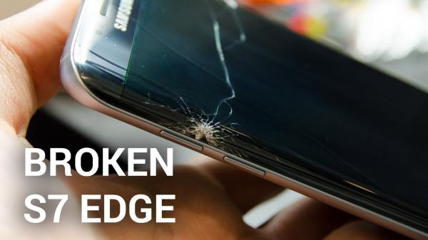 Inlocuire sticla Samsung S7 edge G935f 0