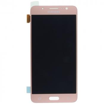 Display cu touchscreen Samsung     Galaxy J5 2016 J510f, Roz 0