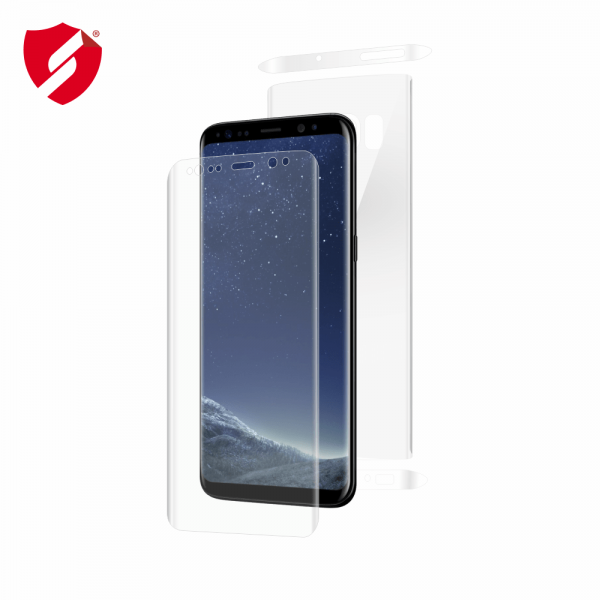 Folie Smart Protectionpentru Samsung S8 Plus G955f (Fata +) 0