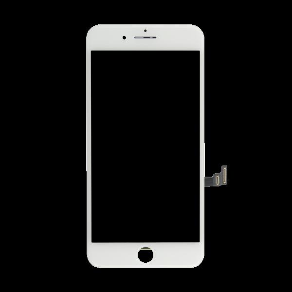 Ecran Display iPhone 8 Plus Alb Compatibil 0