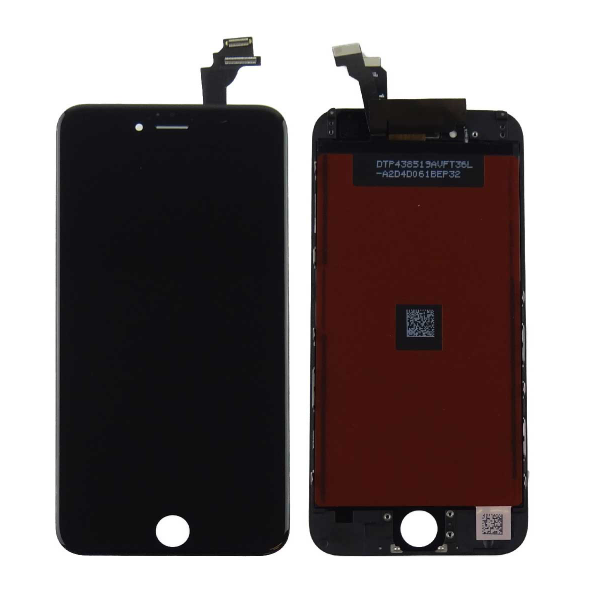 Ecran Display iPhone 6 Plus Negru Compatibil, KingWo 0