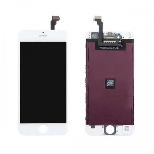 Ecran Display iPhone 6  alb compatibil 0