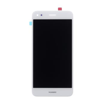 Display Huawei p9 lite mini 2017 Y6 Pro 2017 Alb 0