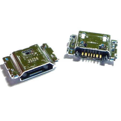 Conector mufa incarcare micro-usb Samsung J100H,J320F,J500F,J530F,J730F A600 J600 J610 j2 2018 J6+ J4+ 0