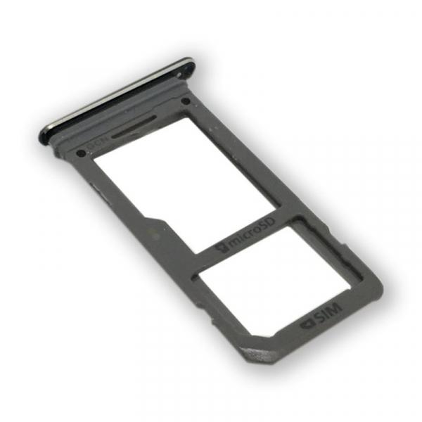 Suport sim Samsung Galaxy S8 negru 0