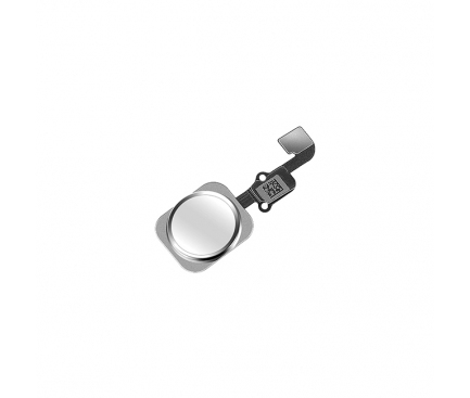 Buton meniu cu senzor amprenta si banda Apple iPhone 6s Silver 0