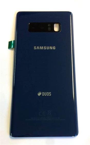 Capac baterie Samsung galaxy Note 8 N950f Blue Albastru 0