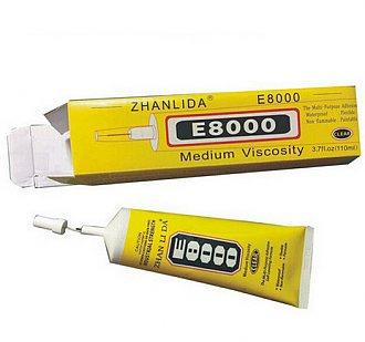 E8000 110ml Adeziv special telefoane lipire ecran display 0