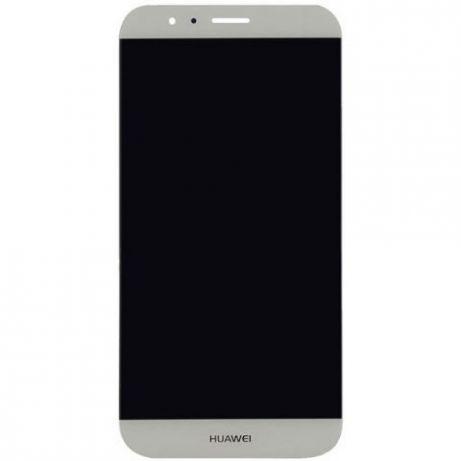 Display cu touchscreen Huawei G8 GX8 Alb 0