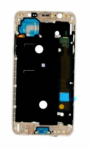 Carcasa rama mijloc j710 Gold originala 0