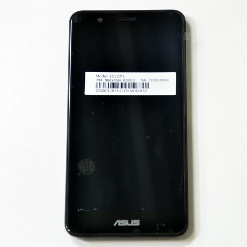 Ecran Display cu rama Asus ZenFone 3 Max ZC520TL-4H 5.2 Negru Original  () 0