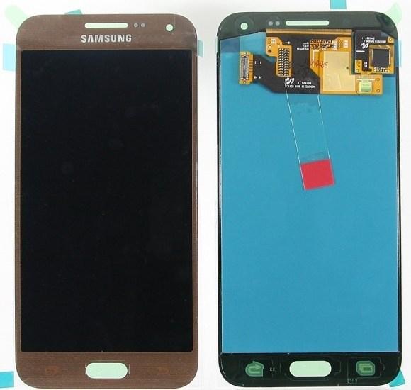 Ecran Display Samsung Galaxy E5 E500 Brown Gold Maro 0