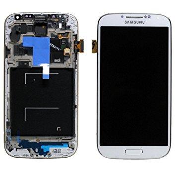 Ecran Display cu touchscreen Samsung Galaxy S4 i9505, Alb 0