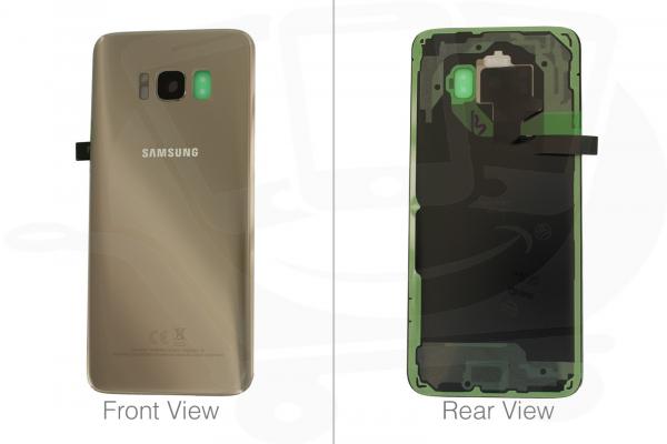 Capac baterie Samsung galaxy S8 G950 Gold Auriu Original 1