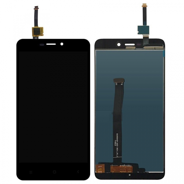 Ecran display Xiaomi Redmi 4A Negru Original 0