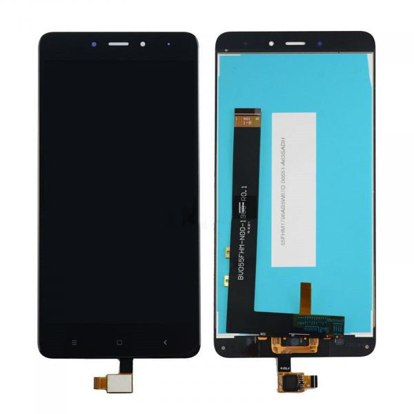 Ecran display Xiaomi Redmi Note 4 Versiune ASIA Negru 0