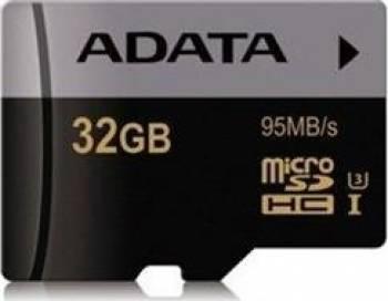 Card de Memorie Adata Premier Pro microSDHC 32GB Clasa 10 UHS-1 95MBps 0