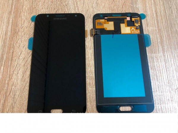 Ecran Display Samsung J701 Galaxy J7 Nxt Negru 0