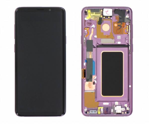 Ecran Display Samsung Galaxy S9 Plus G965f Purple, GH97-21691B 0