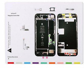 Pad magnetic pentru iphone 8 0