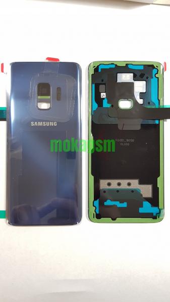 Capac baterie Samsung Galaxy S9 G960f Albastru Original 0