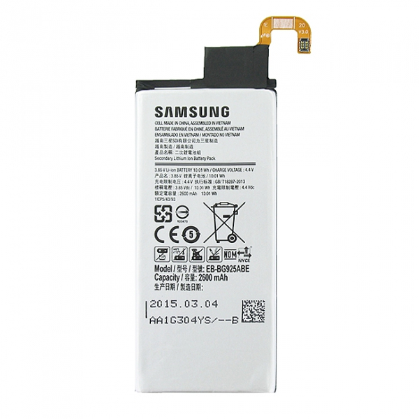 Acumulator baterie Samsung Galaxy S6 edge G925f Original 0