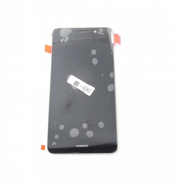 Ecran Display Huawei Y7, Y7 Prime Negru Original 0