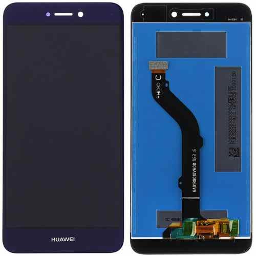 Ecran Display complet Huawei P8 P9 Lite 2017 Blue Albastru 0
