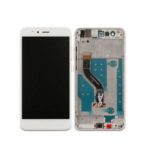 Ecran Display Huawei P10 Lite Cu Rama Alb (OEM) 0
