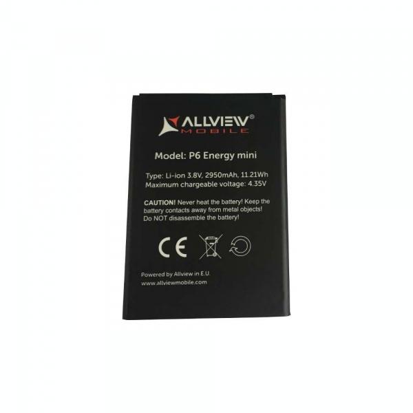 Acumulator Baterie Allview P6 Energy mini Original 0