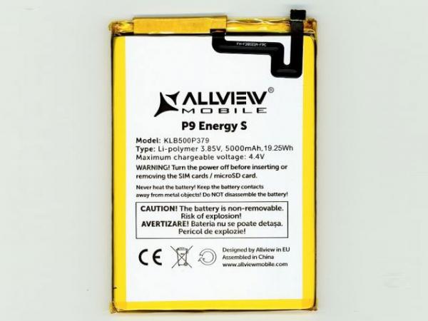 Acumulator Baterie Allview P9 Energy S Original 0