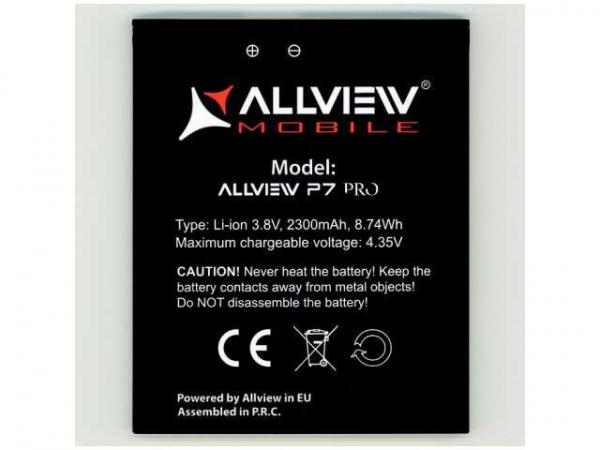 Acumulator Baterie Allview P7 pro Original 0
